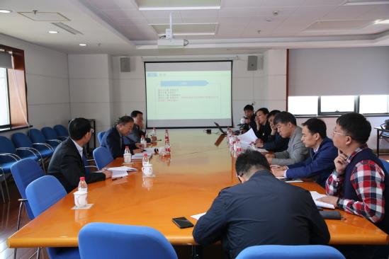 佛山研究生院工作领导小组召开工作会议